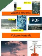 Volcanoes Hazards