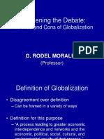 Globalization (Pagpapalawak)