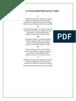 Himno de la Universidad Nacional de Trujillo.docx