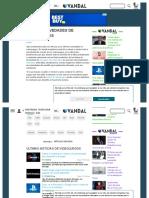 Vandal Elespanol Com Noticias Videojuegos
