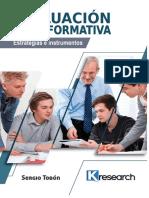 Libro de evaluación socio formativa