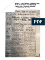 1954 Articles - Mujahid