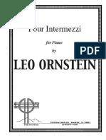 S320a - Four Intermezzi.pdf