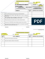 Comment Sheet Ds for Unit Metering & Protection Relay_rev1
