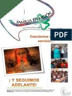 Familia en Misíón Nº 23- Julio 2019