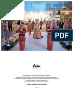 Lenza Photo - Price Guide 2019