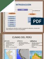 Intro Clasificacion Climatica