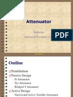 Materi Attenuator PTN.ppt