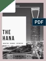 the hana-company profile