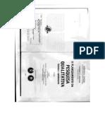 O Planejamento Da Pesquisa Qualitativa Cap 2 Métodos Qualitativos (1)