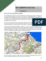 20190707 Aulesti-Lekeitio - Notas