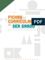 Parte 3 Fichas Curriculares 3º Grado