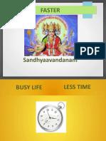 Sandhya Vandanam Importance