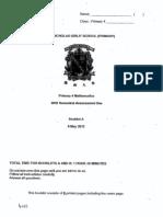 Java Samples P4 Maths SA1 2012 Henry Park (1)