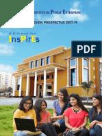 IPE Admisison Prospectus-2018-20 (1)