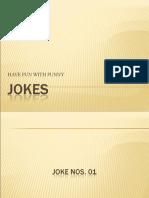 JOKES ppt 2003