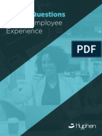 Employee Experience Survey Template