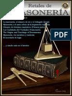 Retales de masonería  Abril 2019