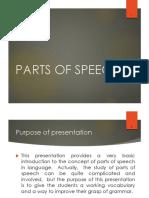 Parts of Speech-eng(version)