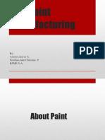 Paint Report