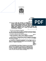 The Regions and Regional Commissioners Act, 2-1962