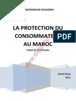 la protection du consommateur au maroc