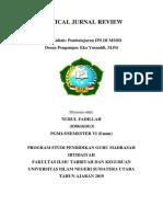Cjr Ips Nurul Fadillah