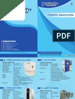 Catalogue - Growth Associates