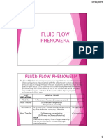 4.Fluid Flow Phenomena