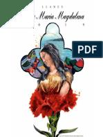 Libro Fiestas Santa María Magdalena en Llanes 2019