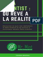 Data Scientist Job