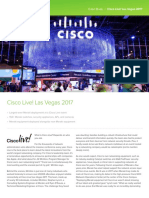 Meraki Cs Cisco Live 2017