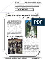 1ero. Año - H.U. - Guía 3 - Fenicia