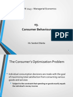 02. Consumer Behaviour