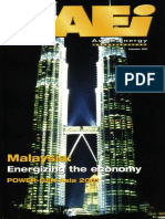 2001-09 Calm After the Storm by Vishvjeet Kanwarpal CEO GIS-ACG in Asian Energy Infrastructure PennWell