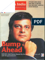2004-04 Will IDFC Chief Nasser Munjee Be the Sacrifice in the Face Off With the Government Profile Nasser Munjee in Business India