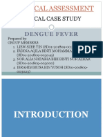 Clinical Case Study Of Dengue