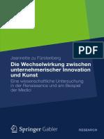 - Die Wechselwirkung zwischen unternehmerischer Innovation und Kunst_ Eine wissenschaftliche Untersuchung in der Renaissance und am Beispiel der Medici-Gabler Verlag (2012).pdf