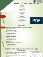 Sistema de Dese4nrosque Con Husillo Helicoidal