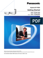 Getting_Started KX TDA100BX.pdf