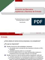 4c. Entrada de Competencia y Barreras de Entrada