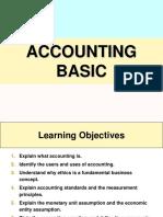 Basic of Accounting