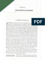 HGCB - Tomo II- O Brasil Monárquico - O Reconhecimento Do Império