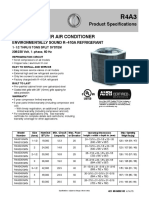 Condensadoras de 5 Tr Tempstar r4a
