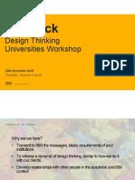 IBM Design Thinking Universidades - Playback