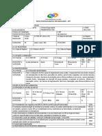 Exemplo de PPP de Motorista 87-92