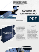 satélites latinoamericanos