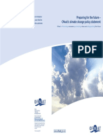 OFWAT Climate Change Document