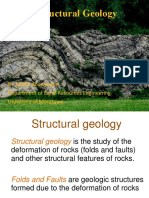 5 Structural Geology March 2019