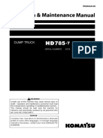 HD785-7 O&M 8378 and up.PDF